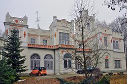 Bagolyvár Szombathely