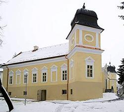 Alsósztregova Madách kastély