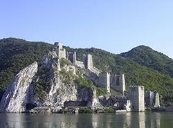 Serbian fortress